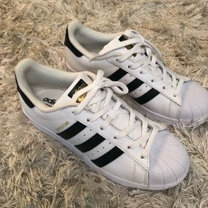 BRAND NEW Superstar Adidas sneakers